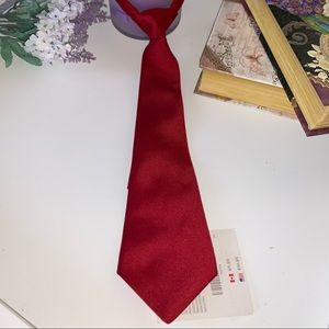 Gymboree Boys 0-2 Years Red Tie